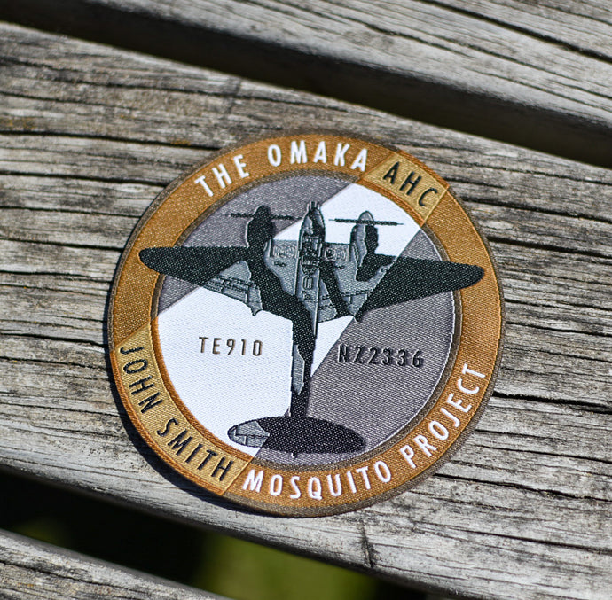 Mosquito Patch - Fundraiser