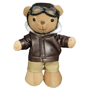 Biggles Aviator Teddy
