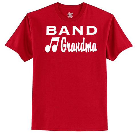 Band Grandma T-Shirt