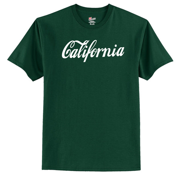 California (Coke Font) T-Shirt