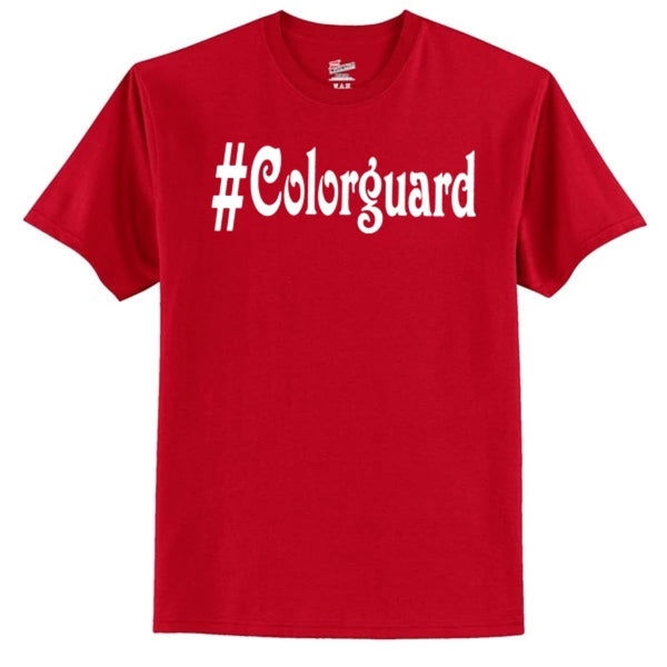 #Colorguard T-Shirt