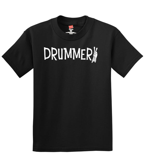 Drummer with Sticks T-Shirt