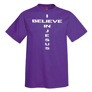 I Believe In Jesus  T-Shirt