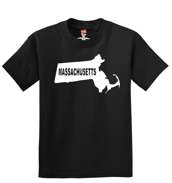 Massachusetts T-Shirt
