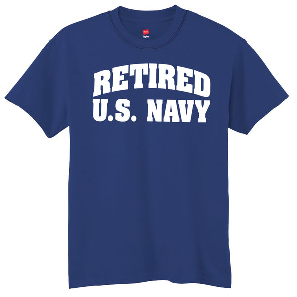 Retired U.S. Navy  T-Shirt