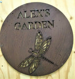 Small Custom property sign