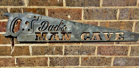 Dad's Man Cave & Mum's Shed Saw Blade