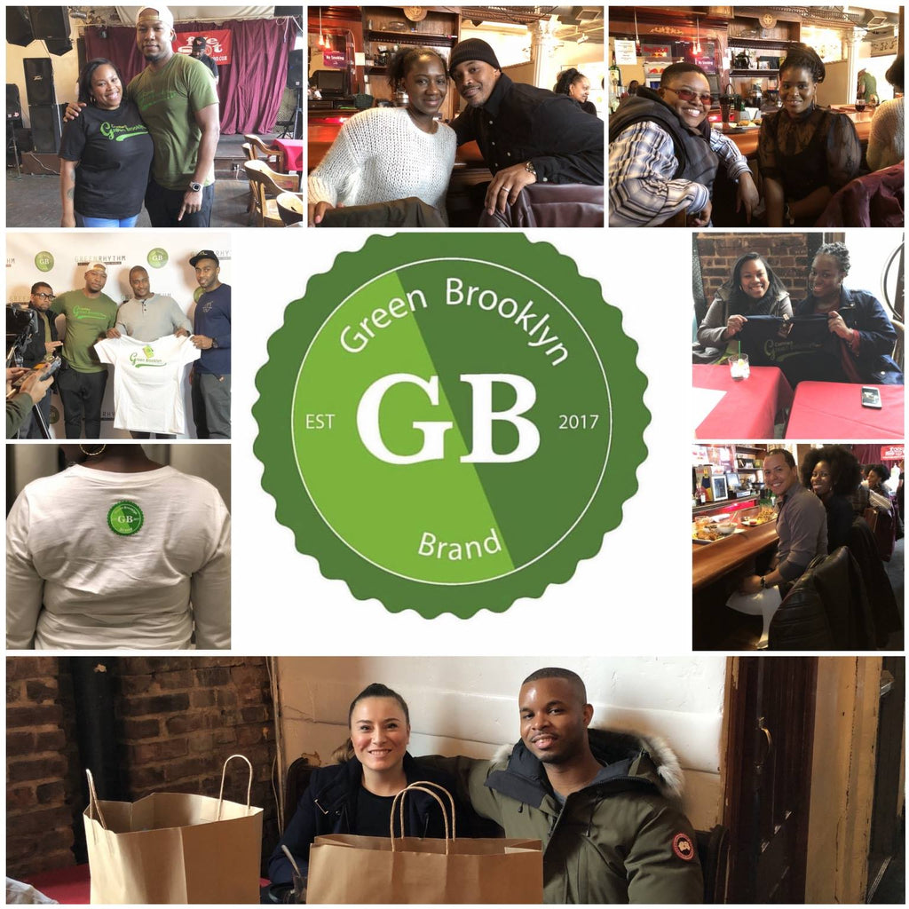 Green Brooklyn Brand Launch Event Success !