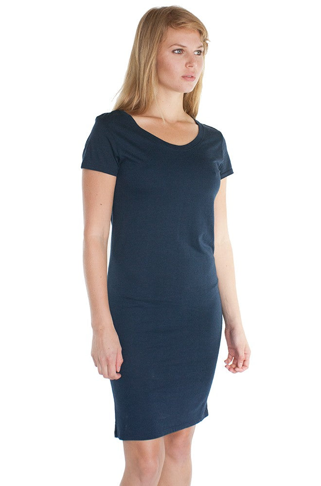 Women's Viscose Bamboo Organic Tee Dress