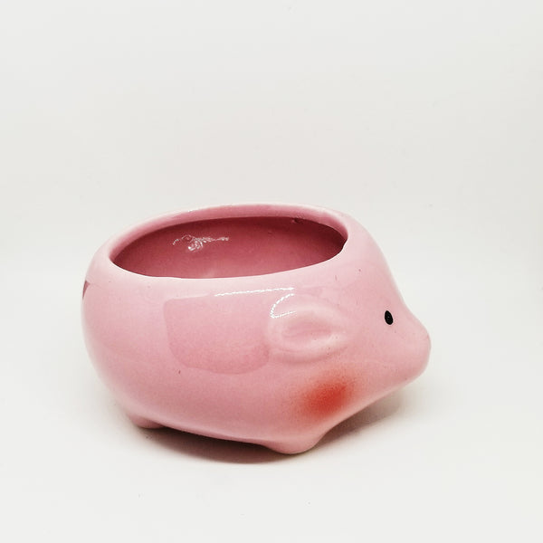 Pink Mouse Planter