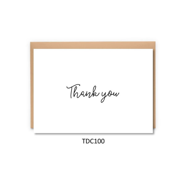 Thank You Card (10pk)