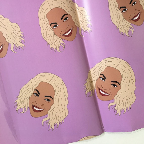 Wrapping Paper, Beyonce
