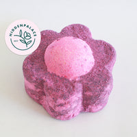 Black Currant & Liquorice Bath Bomb