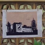 Dingo Flour Mill Tea Towel
