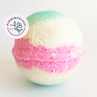 Blue Mermaid Bath Bomb