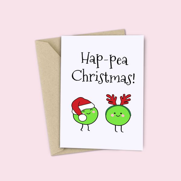 Happea Christmas Card