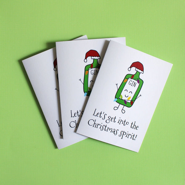 Christmas Spirit Card Pack