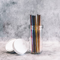 Bubble Tea Metal Straw
