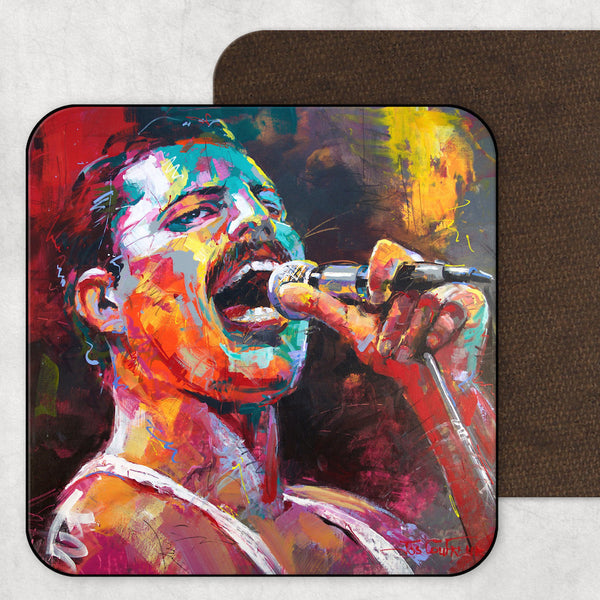 Freddy Mercury Coaster