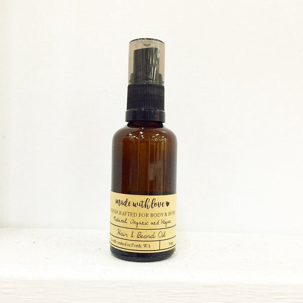 Hair & Beard Oil 50ml