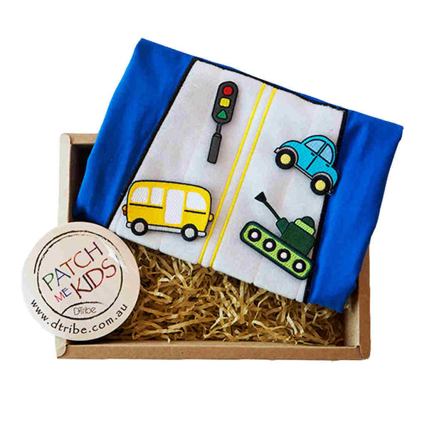 Highway Giftbox -Blue