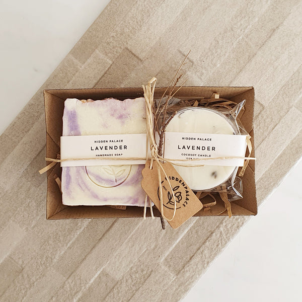 Lavender Duo Set