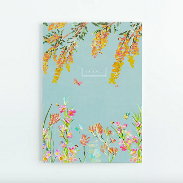 Native Flowers, Journal