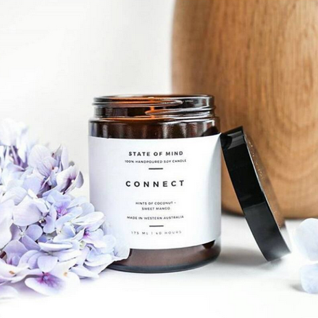 State Of Mind Connect Candle