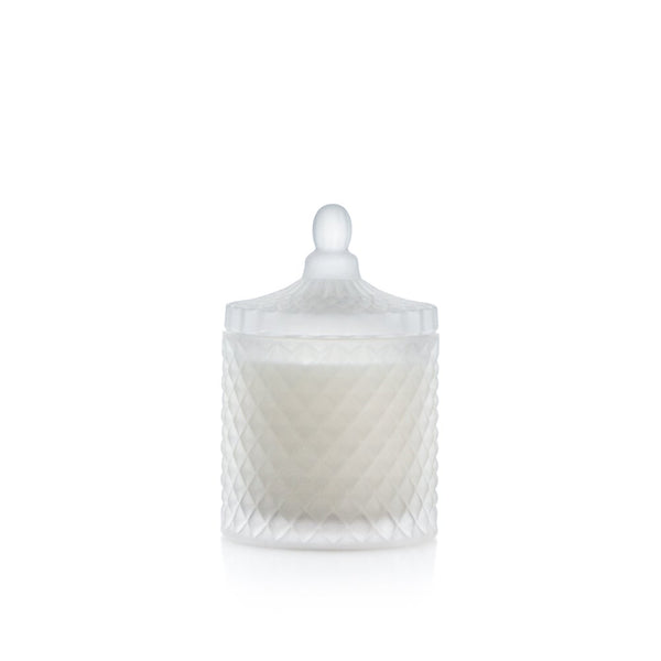 Small Boho Candle - Clear