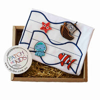 Wave Giftbox - White