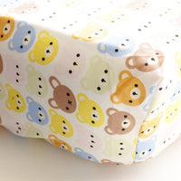 Fitted Cot Sheet
