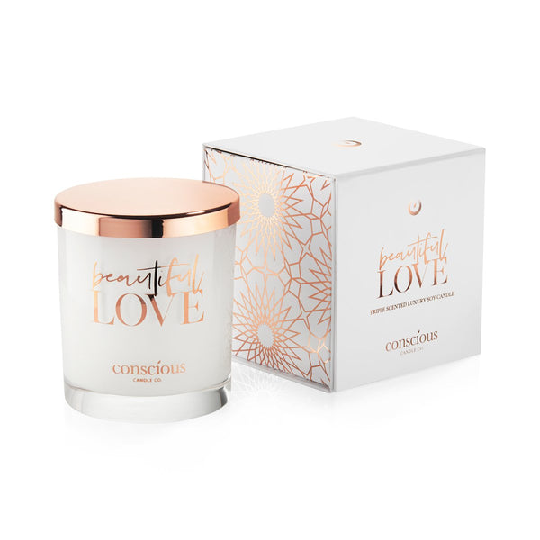 Mindful Luxury Candle