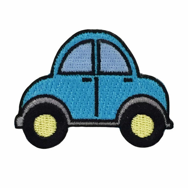 Patch - Car (Blue)