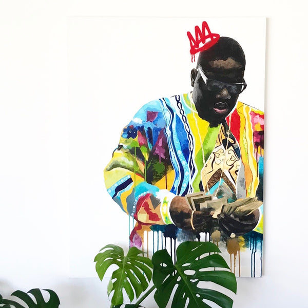 Biggie Smalls Artwork