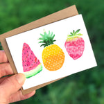 Fruits Mini Card