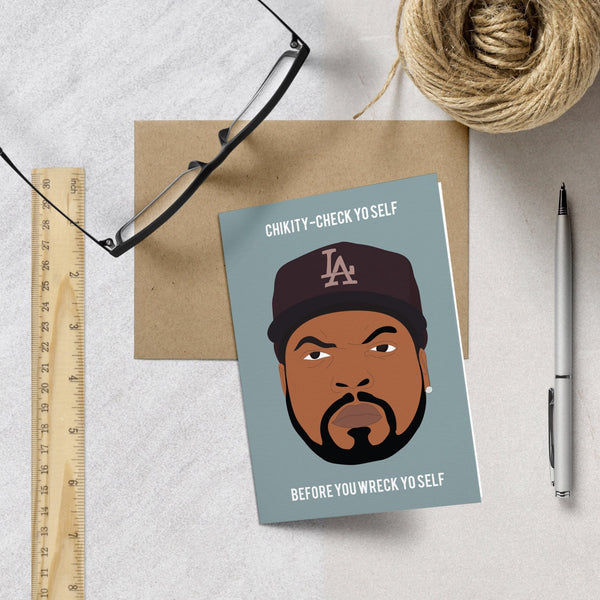 Ice Cube, Check Card