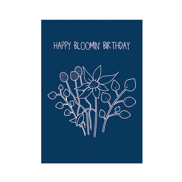 Happy Bloomin' Birthday