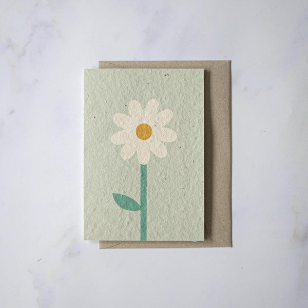 Daisy - Plantable Card