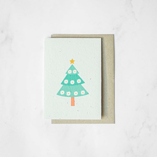 Christmas Tree - Plantable Card