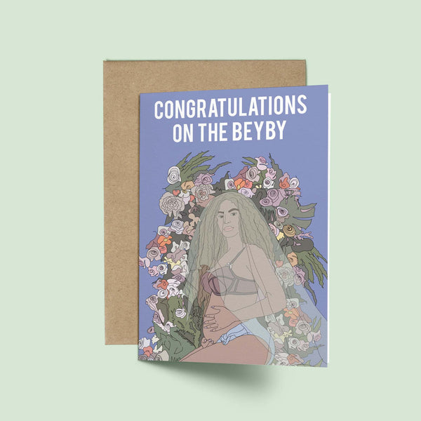 Beyonce, Beyby Card