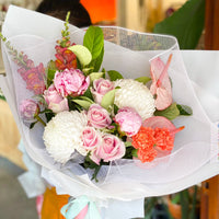 Bouquet - Colourful and Bright