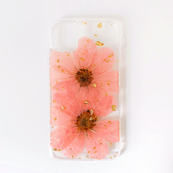 Coral Flower Phone Case