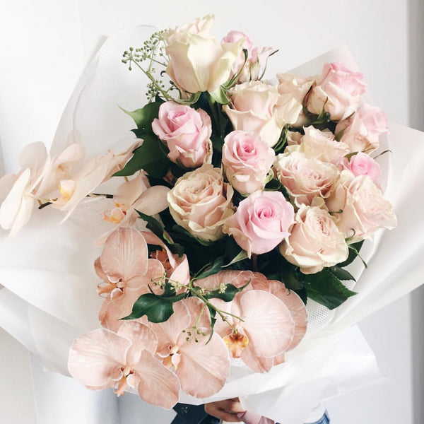Bouquet - Soft Pinks