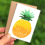Pineapple Mini Card