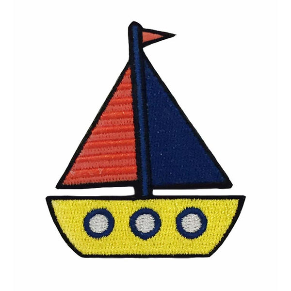 Patch - Sail Boat