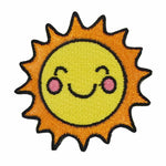 Patch - Smiley Sun