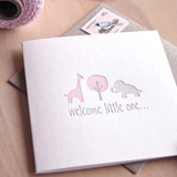 Welcome Little One Card