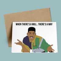 Will Smith, Will Card