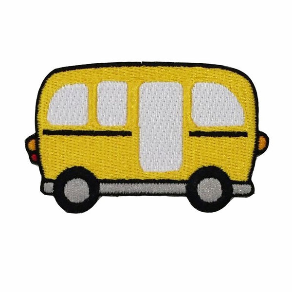 Patch - Yellow Bus