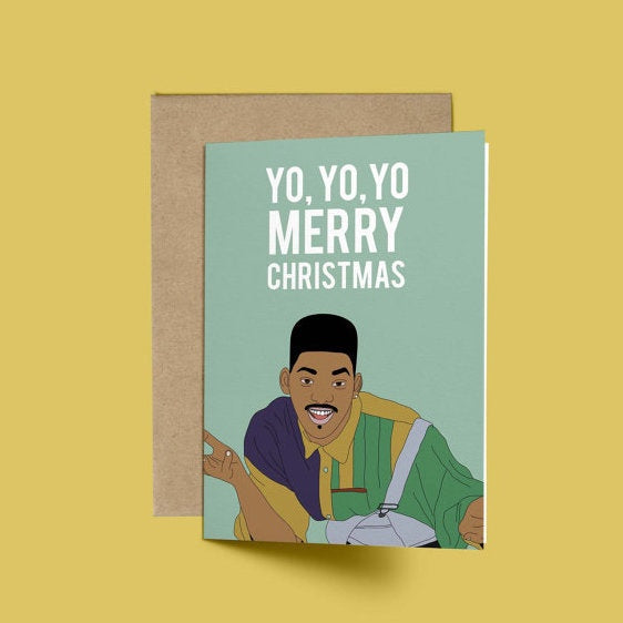 Will Smith, Yo Yo Yo Card
